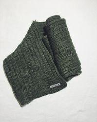 Мужской шарф Diesel Дизель оригинал идеал зеленый