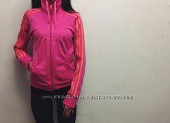 Женская олимпийка Adidas Адидас Срр оригинал розовая