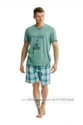 Стильная мужская пижама летнего варианта от фирмы кей