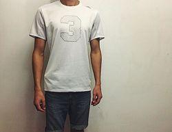 Мужская футболка Adidas Адидас Срр идеал оригинал белая