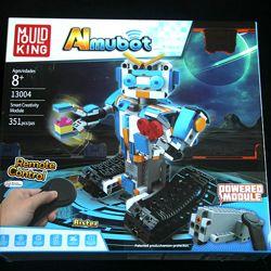 Радиоуправляемый робот-конструктор  MOULD KING 13004. Аналог Лего.