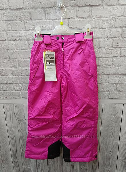 Лыжные штаны для девочек 5-12 лет Crane Kids