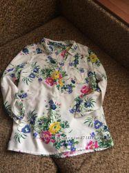 Стильная фирменная блуза