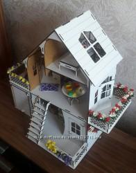 Кукольный домик для кукол L. O. L.