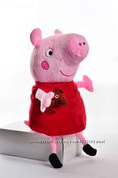 Свинка Пеппа и ее семья. Мягкая игрушка