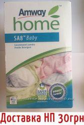 SA8 Baby Концентрированный порошок для стирки детского белья 3 кг