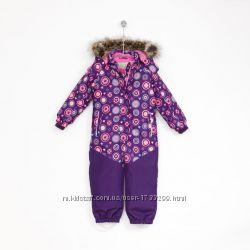 Зимовий комбінезон для дівчинки польського бренду LEMON