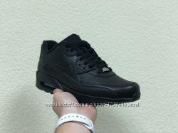 Мужские кроссовки Nike Air Max 90 Leather оригинал 302519-001 ... b13b8dc531bab