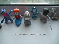 игрушки макдональдс хеппи мил олимпийцы олимпийские игры