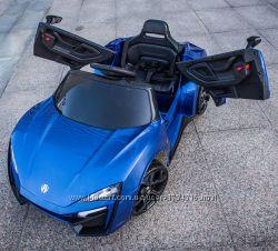 Детский электромобиль Lykan Hypersport 4WD полный привод лак