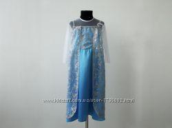Карнавальный костюм Принцесса Эльза, платье принцессы Эльзы