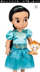 Disney Animmator - Кукла Дисней Disney Жасмин аниматор - Лялька Жасмін