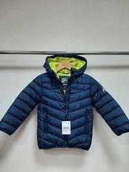 C&A брендовая , утепленная  куртка 116 на мальчика