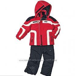 Новый Мембранный Термокомбинезон KinderButt Германия - лыжник до -25 мороза