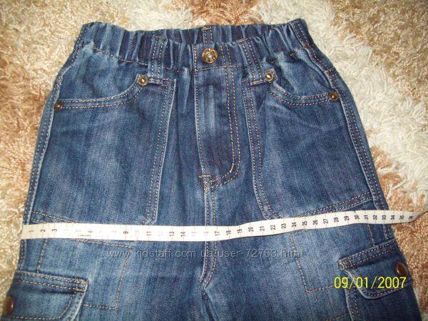 джинсы, комбезы
