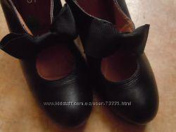 Туфли бантики