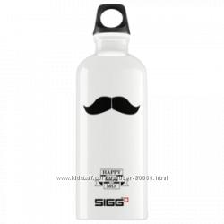 Появились новые жестяные бутылочки для воды SIGG Швейцария
