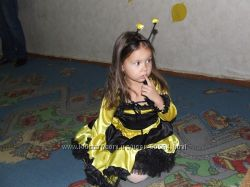 Карнавальный костюм Пчелка. Прокат