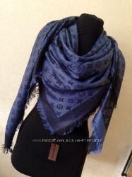 Прекрасный платок-палантин Louis Vuitton