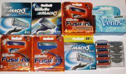Качественные картриджи для бритья Gillette   Более 1000 отзывов