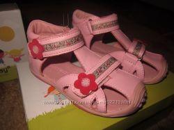 Польские сандалии для девочки, размер 20, 28р Распродажа