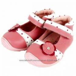 Качественные польские туфли для девочки Sunway размер 19, 20, 21, 22р