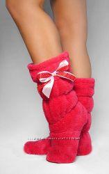 Утепляем ножки в домашние сапожки  взрослые и детские сбор заказа
