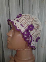 Осенние шапочки для принцесс  В наличии и под заказ