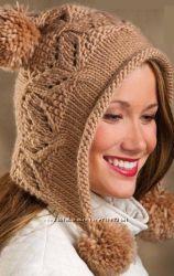 Осенняя шапка для стильной дамочки