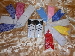 Аксессуары перчатки, обруч, сумочка, повязка для девочки