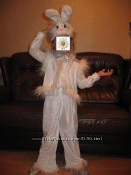 Прокат костюма зайчика