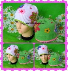Вязаные шапки под заказ , разнообразие моделей