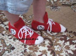 Отличный подарок для мужчин носки -кеды