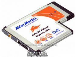 ТВ-тюнер AVerTV Hybrid Express Slim  ExpressCard 54