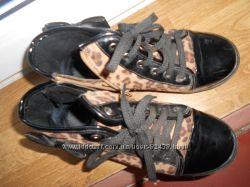 Ботиночки на осень
