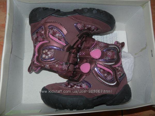 Демі-взуття  для дівчат - Geox, Ecco, Clarks 22-30рр