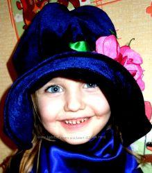 BABYэксклюзив  Изысканные шляпки для юных леди.