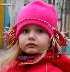 Стильные шапочки для гламурных деток.  BABYэксклюзив