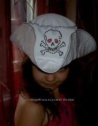 Шляпа-трансформер Пиратка
