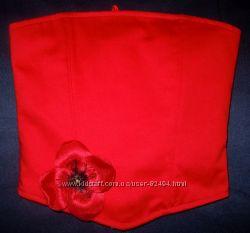 Корсет red
