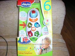 Игрушка двуязычная Мобильный телефон chicco