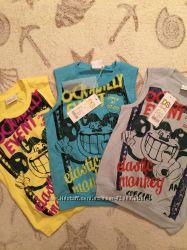 Deloras фирменная футболка, 98-110
