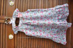 Летнее платьеце С-аnd-А, 122 см