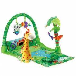развивающий центр коврик джунгли