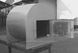 Дровяной котел Екоген 12 - 35 квт длительного горения, твердое топливо