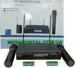 Shure PGX 228 радиомикрофоны на пальчиковых батарейках shure pgx228