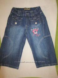 Шорты джинсовые новые на 6-8лет
