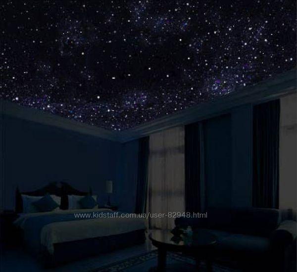 Звездное небо на потолке KidStaff