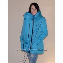 Улучшенная Зимняя слингокуртка 3 в 1.  Бесплатная доставка