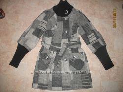Модное пальтишко р. 44, S-M